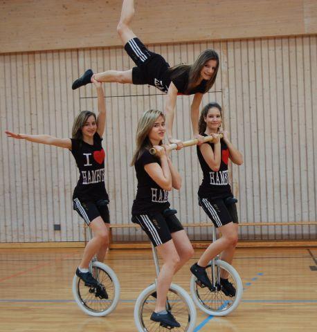 Flying Wheels Freestyle