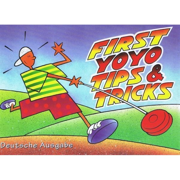Buch - Yo-Yo First Tips & Tricks