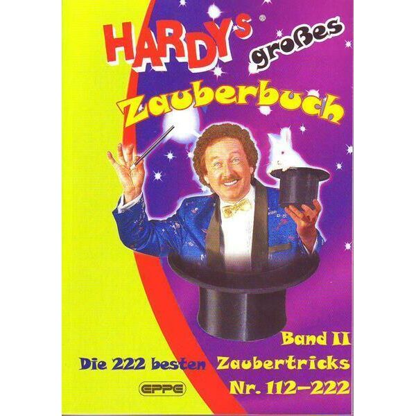 HARDYs - Das grosses Zauberbuch - Band 2