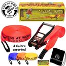 Slackline Set 17,5m, 50mm