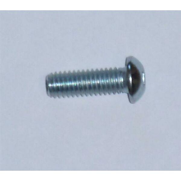 Innenschskant Schraube für Einradsattelschutzkannten verzinkt M6x18