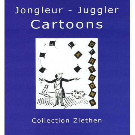 Buch - Jongleur Cartoons