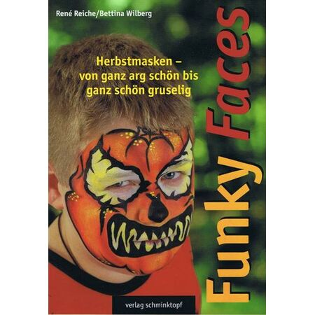 Funky Faces Herbstmasken