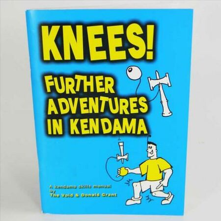 Knees! Further adventures in kendama engl.