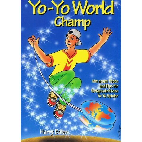 Buch - Yo-Yo World, Champ