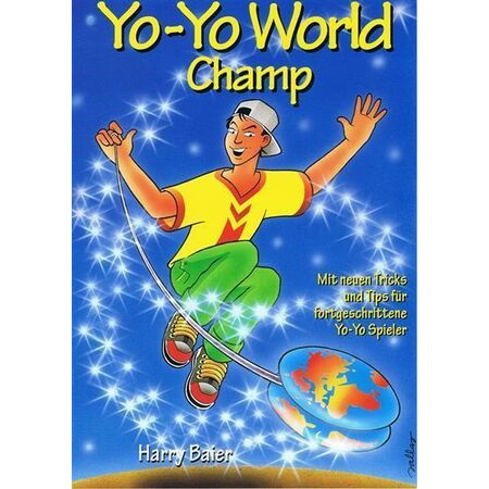 Buch - Yo-Yo World, Champ