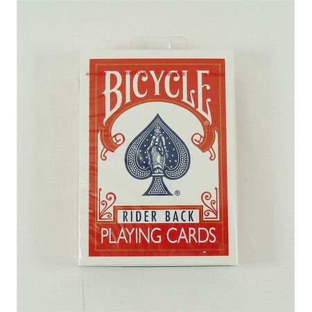Pokerkarten Bicycle Playing Cards rot