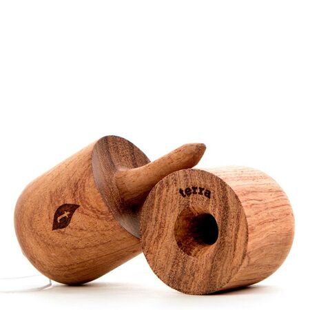 The Pill Cherry Juggling Toy Terra Kendama