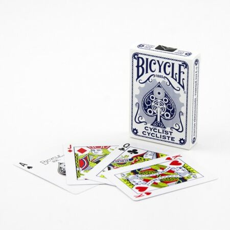 Bicycle Playing Cards Cyclist Vintage Karten