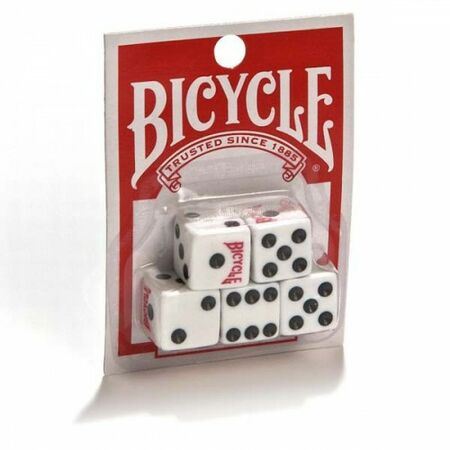 5 Würfel Bicycle Dice