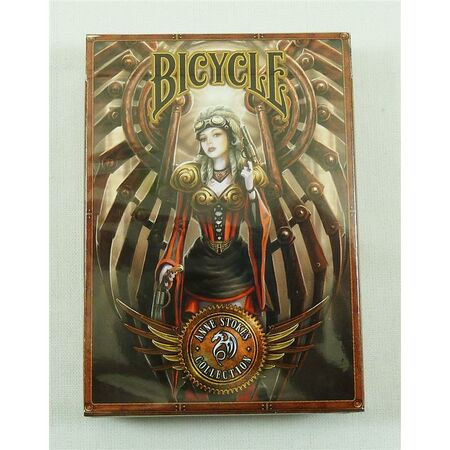 Bicycle Playing Cards Anne Stokes Collection