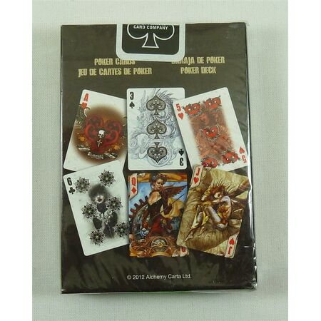 Bicycle Playing Cards Alchemy 1977 England