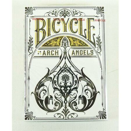 Bicycle Playing Cards Arch Angle
