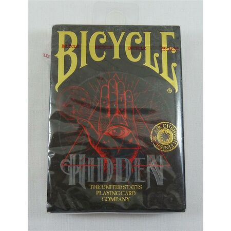 Bicycle Playing Cards Hidden