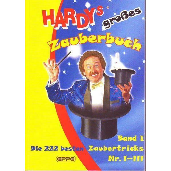 HARDYs - Das grosses Zauberbuch - Band 1